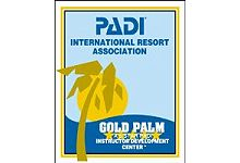 PADI Gold Palm 5 star IDC